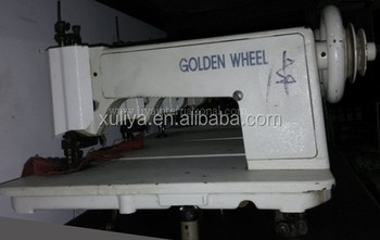 Golden Wheel Cs 530-2 Second Hand Used Chain Stitch Embroidery ...