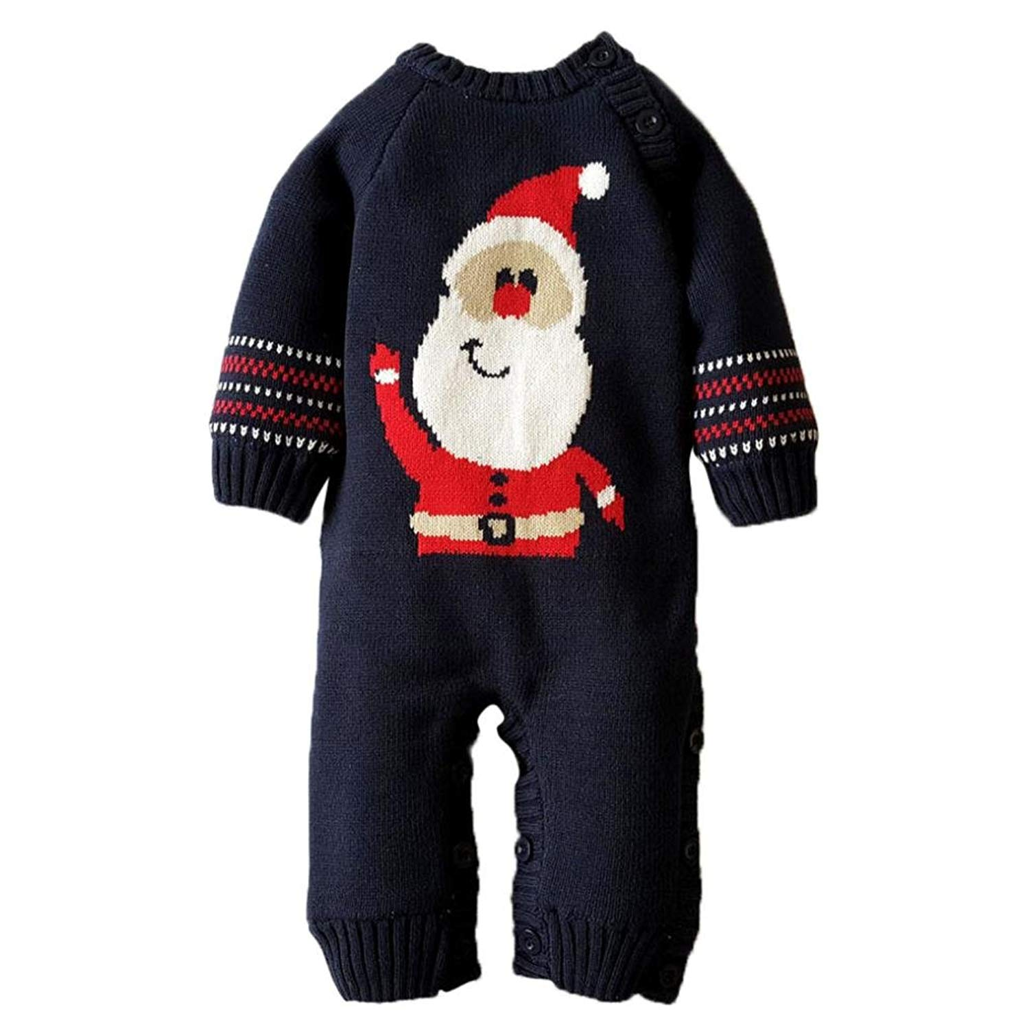 d47c2e26fbe3 Buy Christmas Snowman Knitted Sweater For Boys And Girls Winter ...