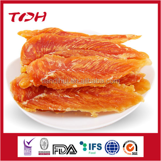 pet food chicken jerky tender