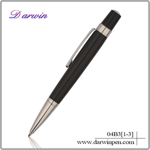 High quality promotional personalized metal pen with ballpoint and customized logo
