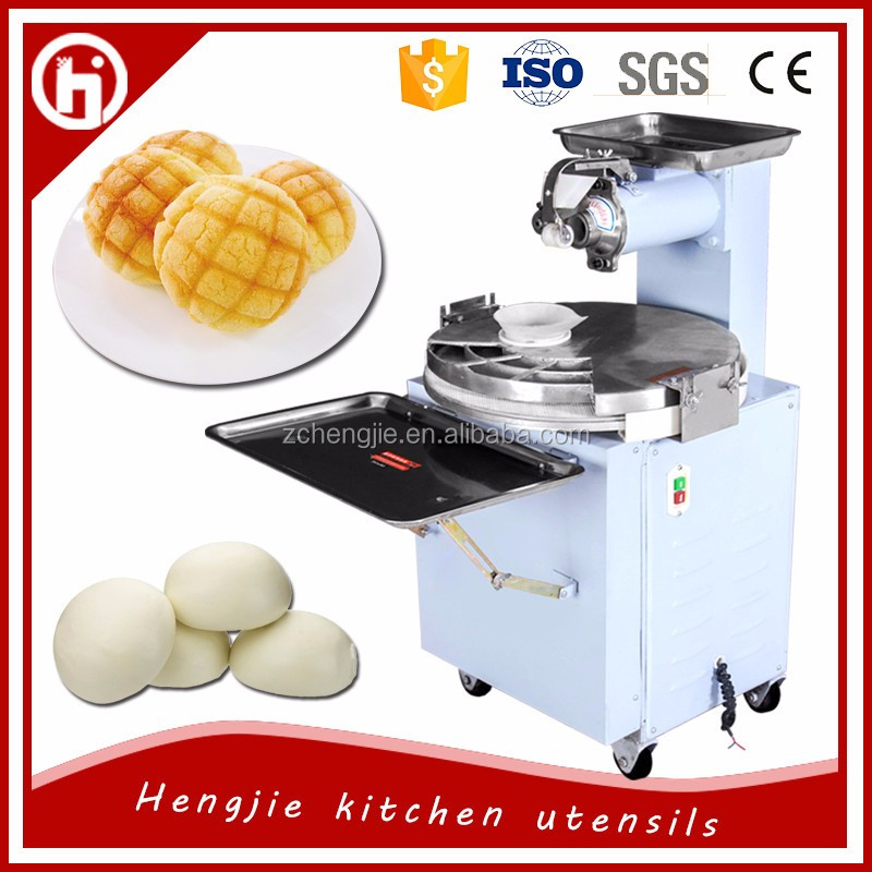 Round dough divider machine for cutting ball dough manufacture