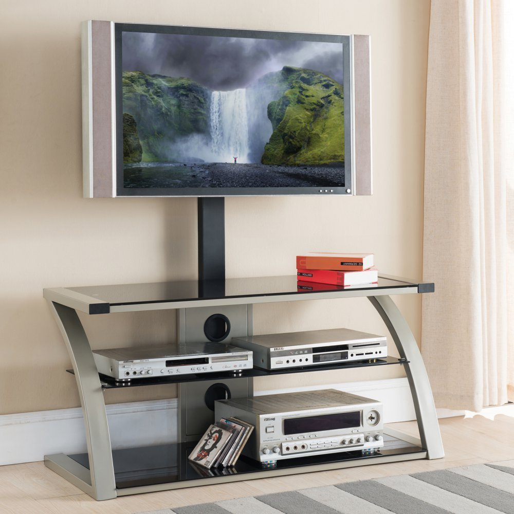 Buy Home Source Industries Tv11242 Modern Tv Stand With Mount And