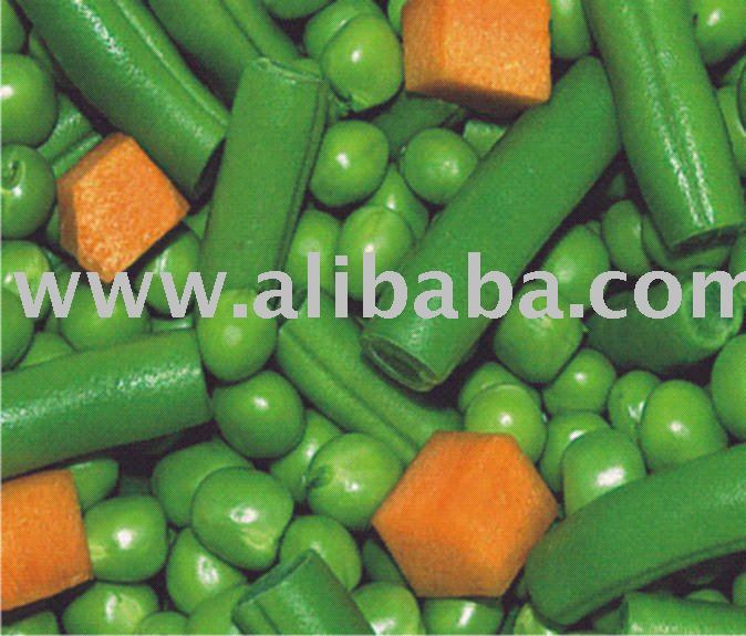 FROZEN VEGETABLES AND FRUITES