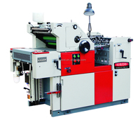 Low Price Single Color Offset Printing Press For Sale with Good Quality