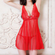 Wholesale Chemise Bride Nightdress Lingerie Sexy Hot Transparent Nighties Sexy Babydoll