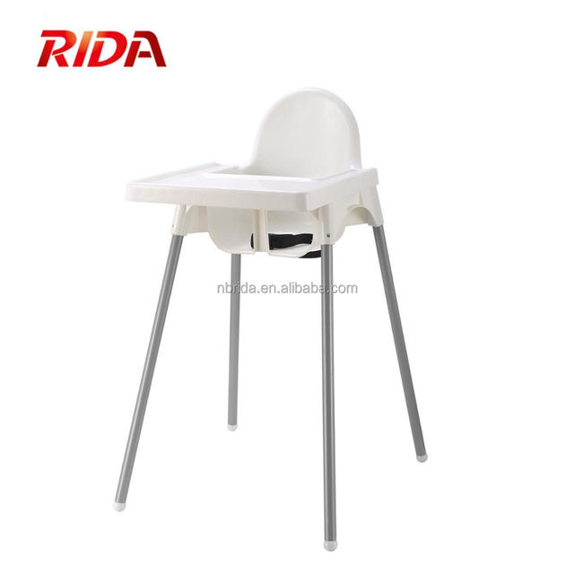 Baby High Chair Children Dining Table And Highchair Bar Stool Easy For Installation