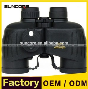 SUNCORE High Level 7x50 Compass Traveling Gift Binoculars Telescope for Hunting