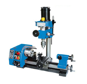 Combination Bench Lathe Machine /Turning Milling Machine/ Mini Lathe Mill Drill Combo SP2301 Low Price For Sale