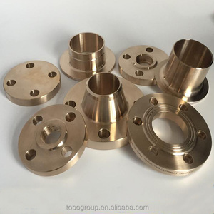 300lbs copper nickle (Cuni) flanges C71500 (70/30) Welding Neck Flange