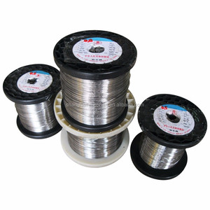 Electric resistance alloy ni80cr20 nichrome 0.2 mm heating wire