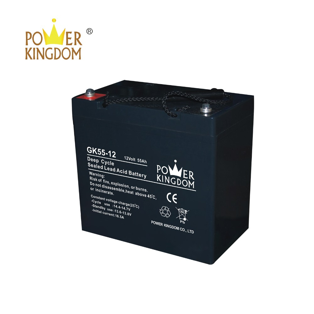 Power Kingdom high consistency lead acetate battery Supply medical equipment-3