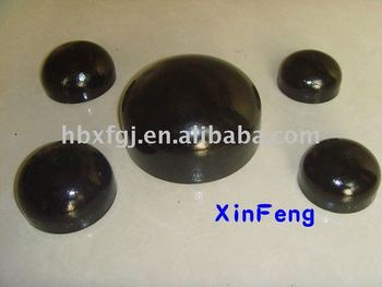 carbon steel pipe fitting cap