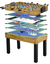 4 In 1 Multi Mini Game Table With All Acessories You Needed