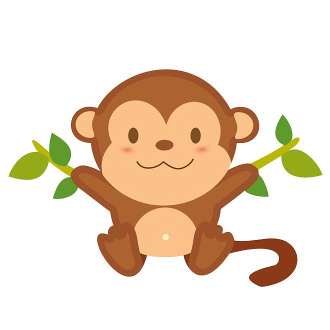 Смешные обезьянки нарисованные картинки