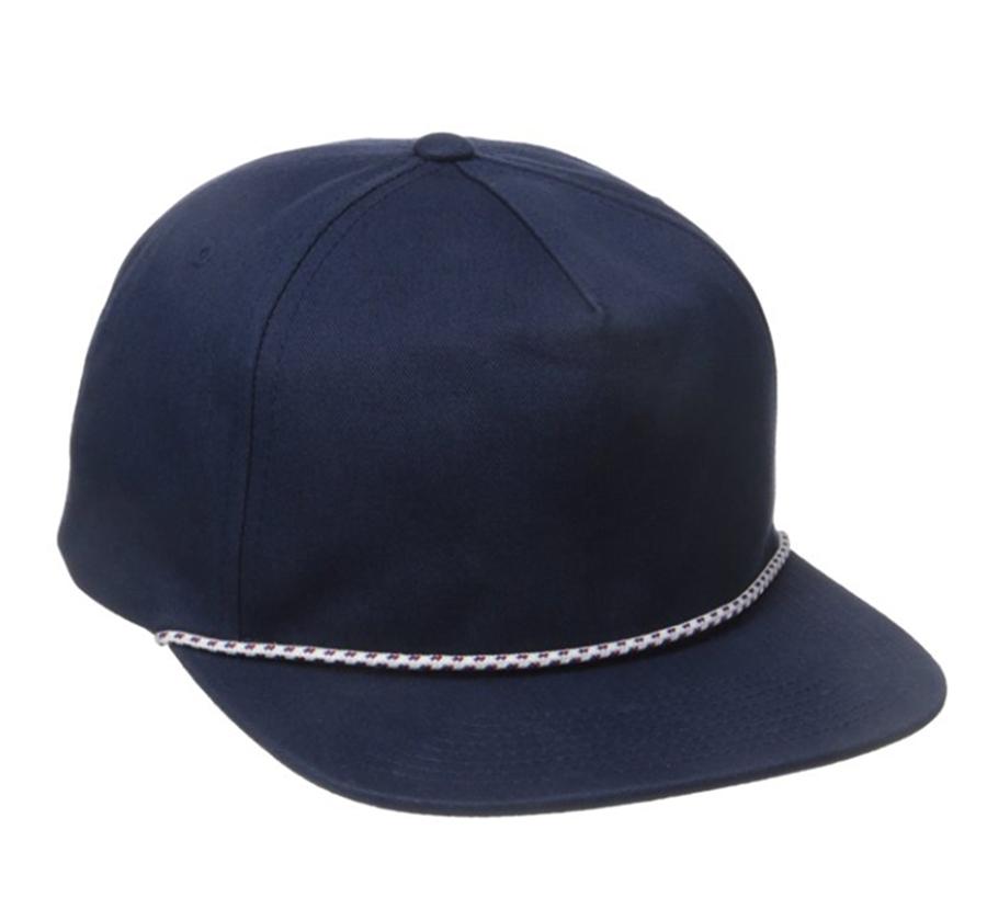 06bd43b8c18c7 2017 Wholesale Five Panel Cap Custom 5 Panel Rope Hat Snapback Cap ...