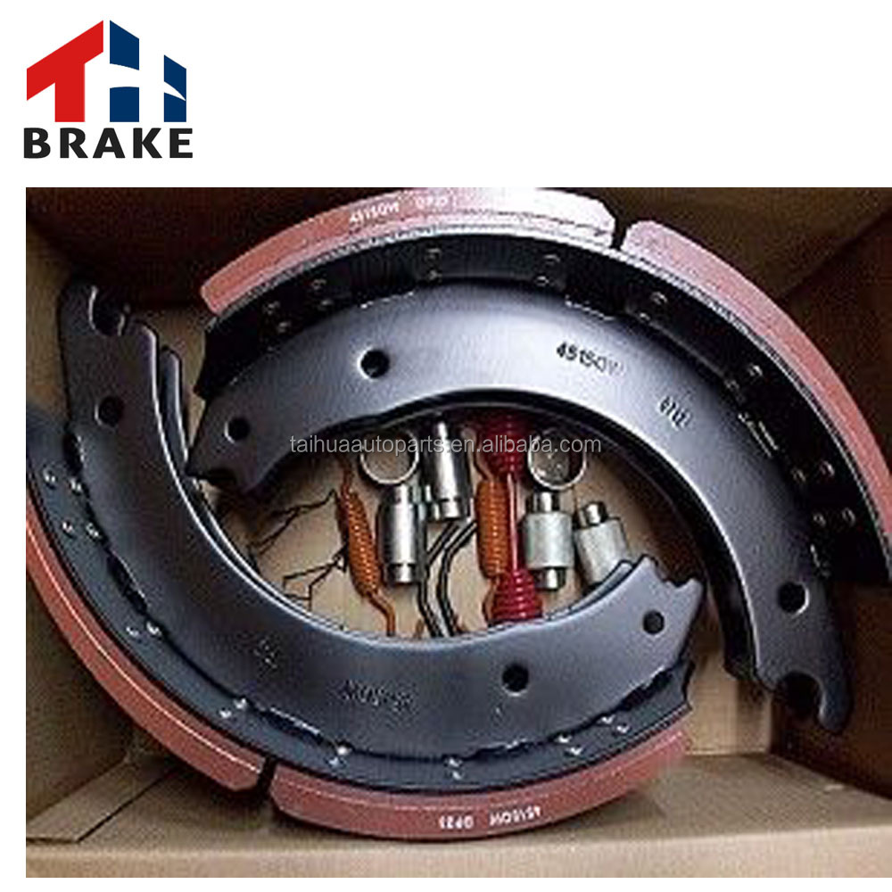 brake pads and shoes manufacturer with brake shoe 4707