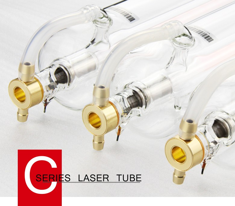SPT manufactures catalyst long life co2 laser tube 90w