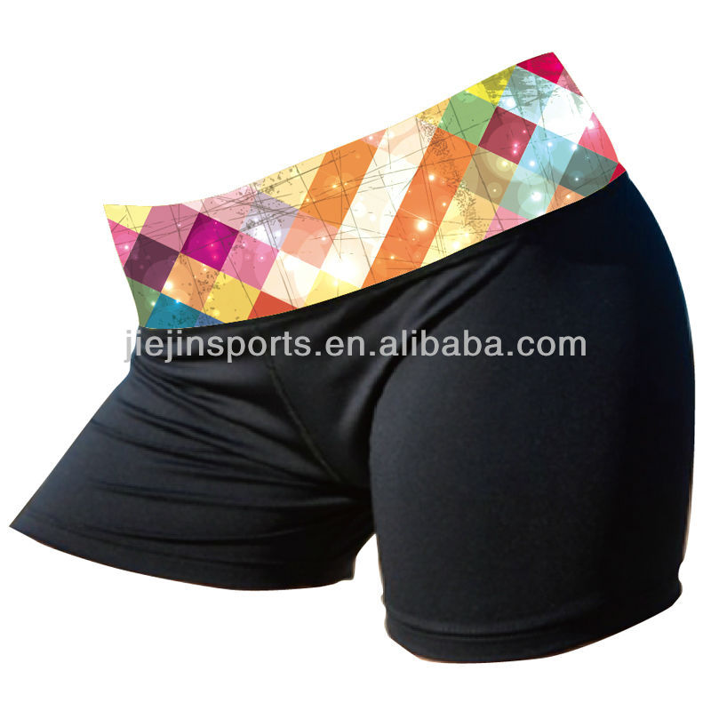 China manufacture Running mens shorts with flash