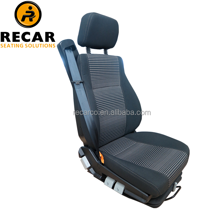 CE certificate OEM Chinese leading quality air suspension luxury car driver seats