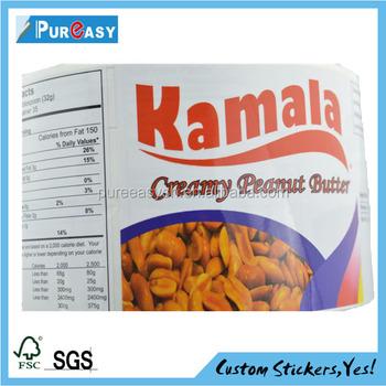 Sampel Label Produk Makanan Ringan Custom Cetak Stiker Buy Sampel Label Produk Makanan Ringan Pesanan Kustom Cetak Stiker Product On Alibaba Com