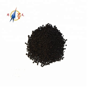 NPK 6% humic acid biological microbial organic fertilizer