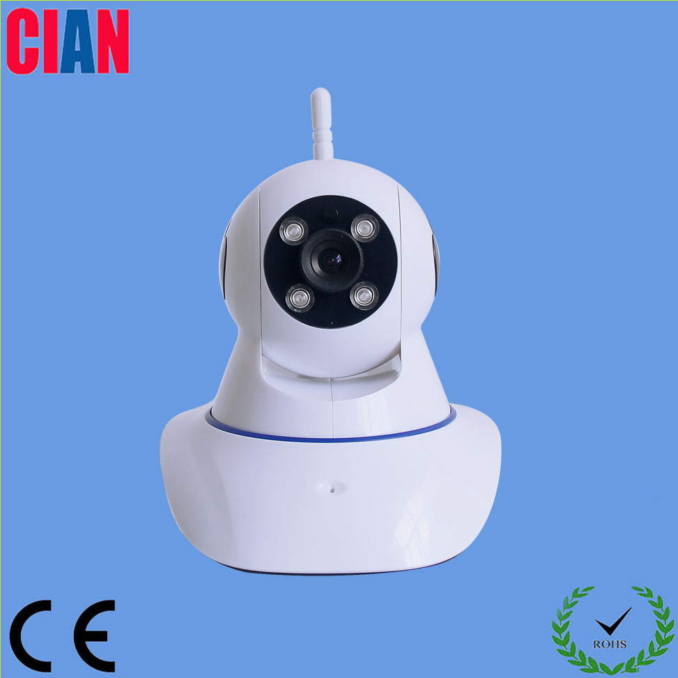 IP Camera Smart Home Alarm System CCTV Camera Motion Sensor Control by APP Home Alarm