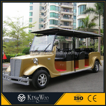 China Made New Design Reasonable Price Electric Classic Car
