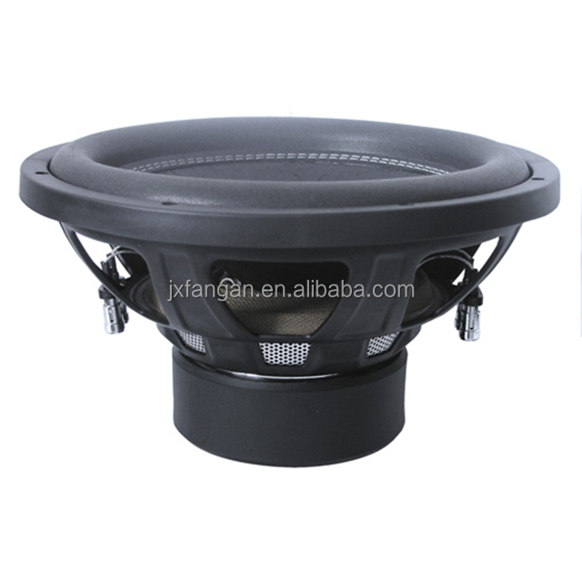 professional 18 inch speaker box sub woofer car p audio subwoofer
