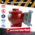Red color indoor strong style pillar fire hydrant with strong valve