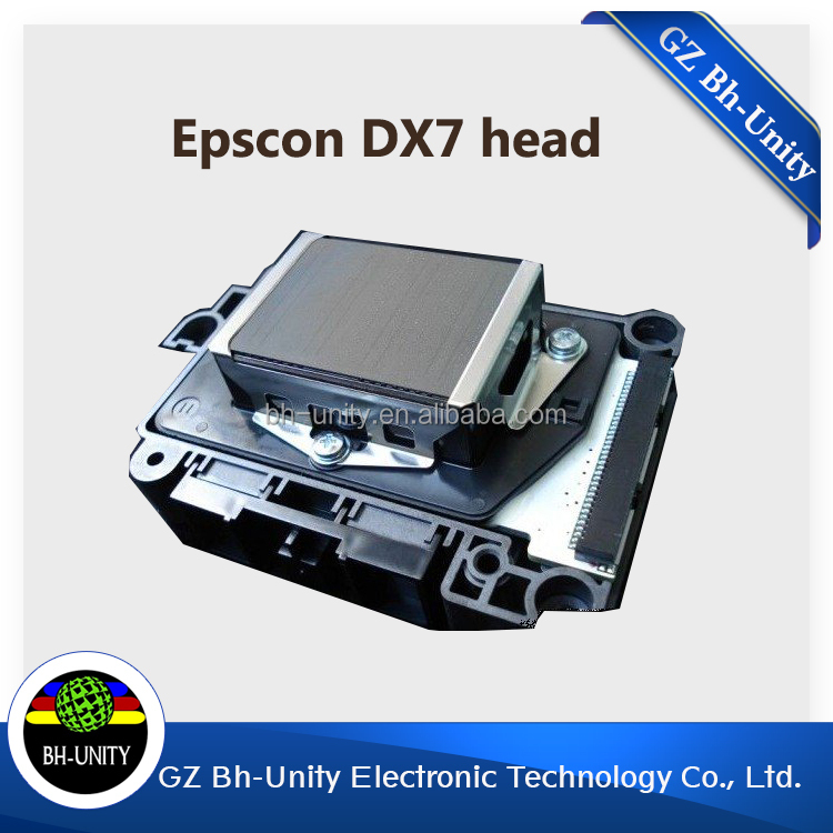 Good quality!f177000 f189010 f1960000 epson dx7 print head as dx7 printhead for epson