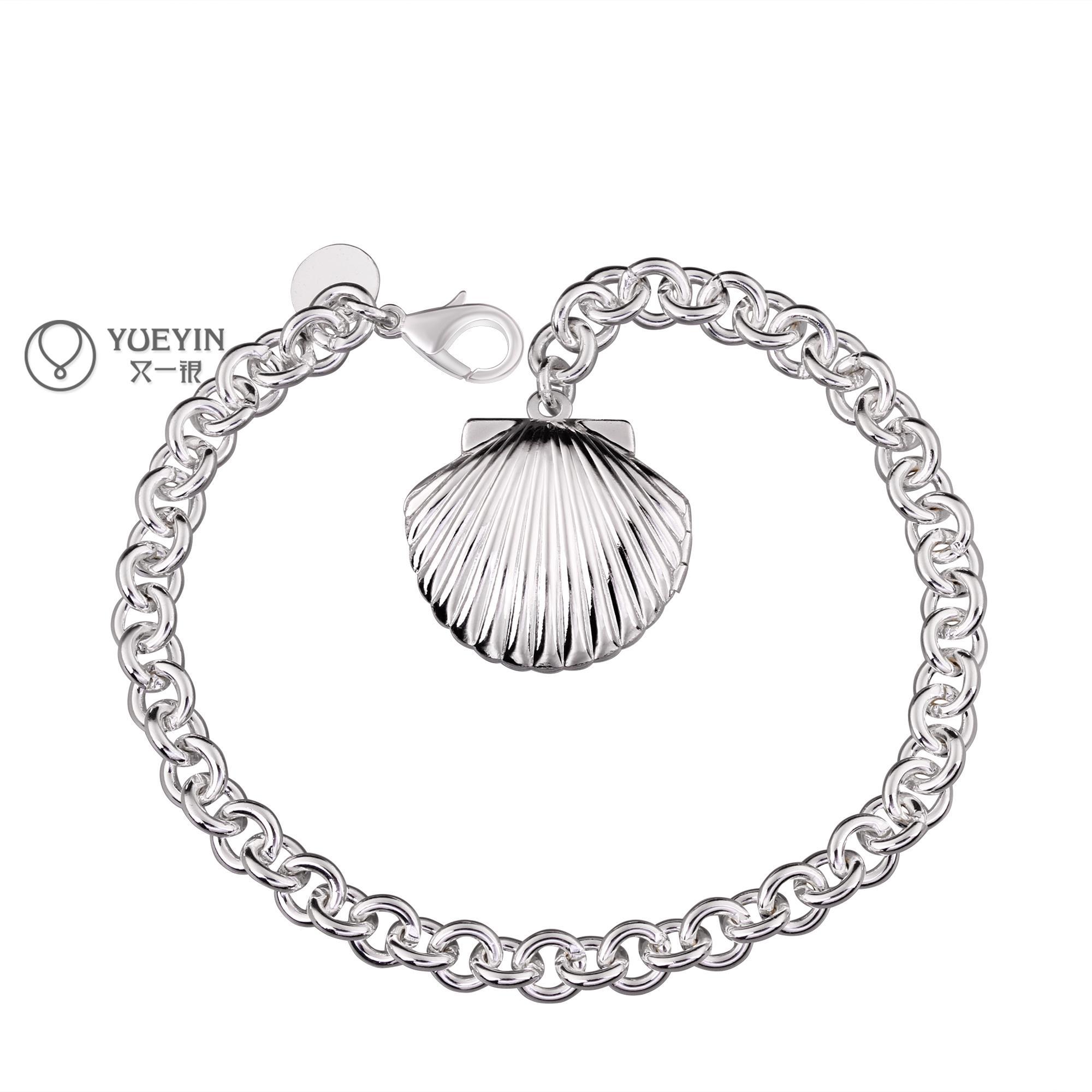 Inexpensive Charm Bracelets: H346 2015 New Women Charm Bracelets Valentine's Day Gifts