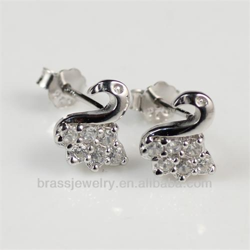 fancy stud earing