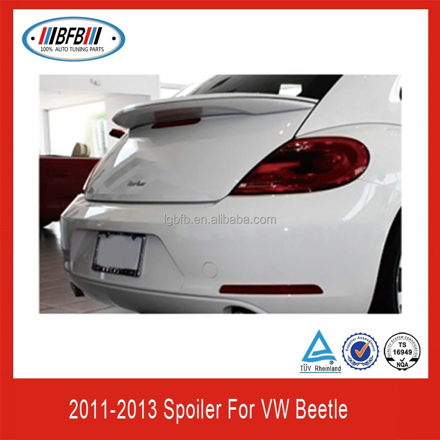 new rear auto spoiler for VW Beetle 2011~2013