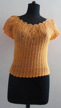 Hecho A Mano De Flores De Ganchillo Blusa Buy Señora Crochet Blusa