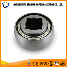 GW208 PP17 China suppliers square bore Agricultural machinery bearing GW208PP17