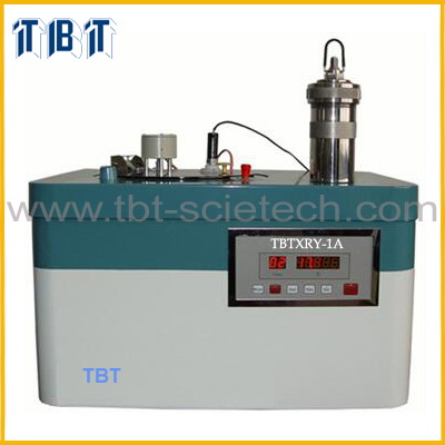 T-BOTA Cheap Price Lab Coal Measuring & Analysing Instruments Oxygen Bomb Calorimeter