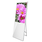 Player Advertising Lcd Digital Signage Portable Lcd Advertising Digital Player 32 Inch Floor Stand Lcd Android 6.0 HD 1080 Digital Signage Player For Shopping Center