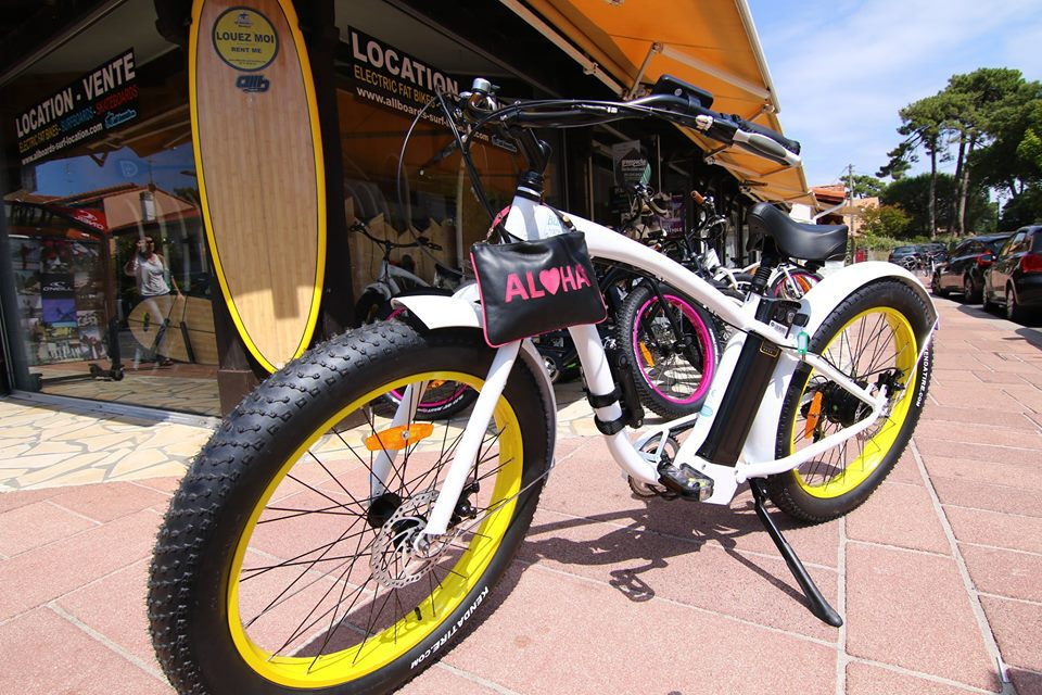 High speed long range fat tire Hummer 48v 500w motor electric bike for sale