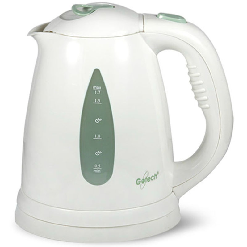 New 360 degree 2.0L rotary cordless plastic electric kettle