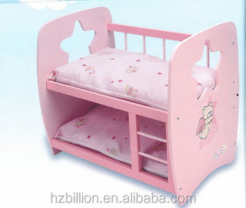 Doll Bunk Bed With Ladder Doll Furniture Buy 18 Doll Furniture