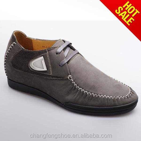 Männer Casual Fashion Comfort Lace-up Lederschuhe Low Schuhe