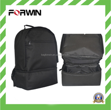 Wholesale Sport term ball backpack basketball bag football club pack with shoes compartment