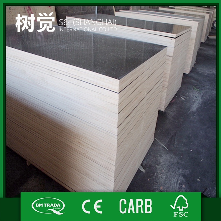 Top level hot selling black canada film faced plywood price