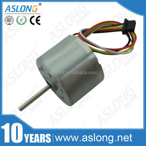 high quality RS2418 brushless dc motor with pure metal gear