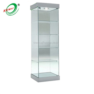Fully Stock Glass Cabinet/Dispaly Jewelry Stand/Glass Counter Displays