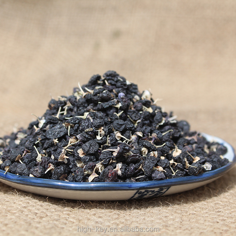 2013 Hei gou qi Chinese wolfberry organic dried black goji berry