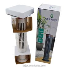desk usb lfter fr sommer geschenke mini klimaanlage 33cm turm form usb mini schaufellose lfter - Blattloser Deckenventilator