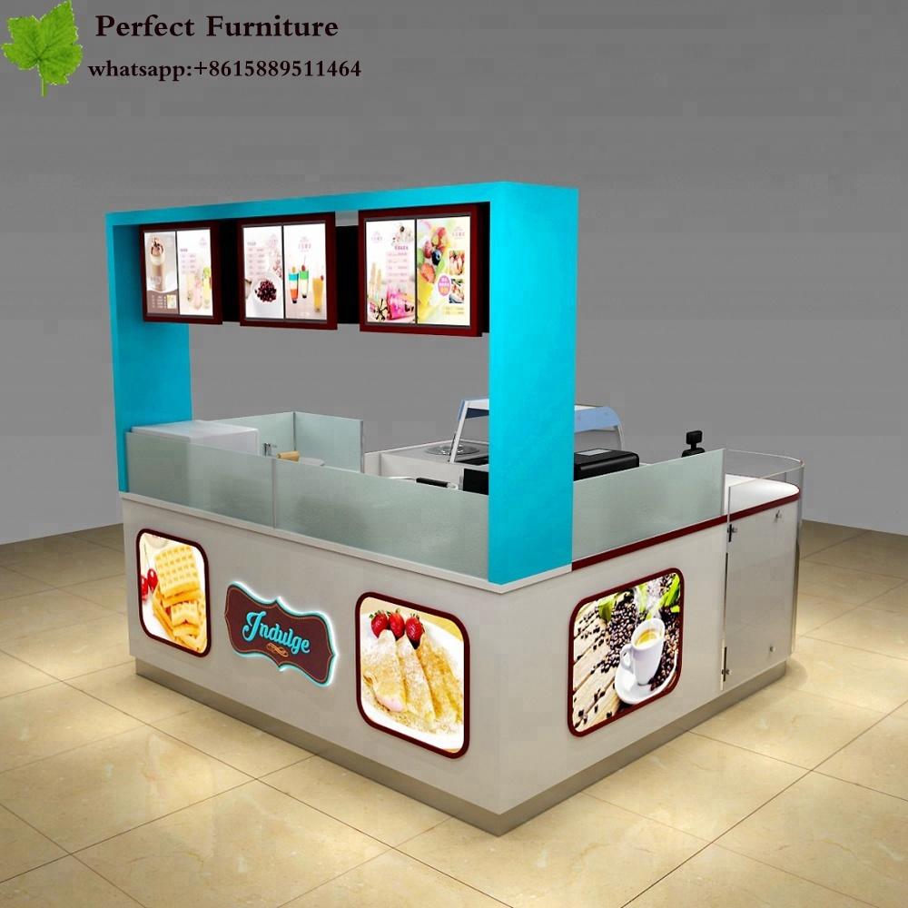 China Milk Tea Shop Counter Bubble Tea Shop Design And Coffee Shop Furniture Buy Mall Kiosk Sale Point Sale Kiosk Bubble Tea Kiosk Product On Alibaba Com