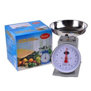 Household Mechanical Food Weighing Scale Weight Machine 1G 5 Kg Kitchen Scale