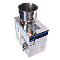 2-100G Powder Weighing And Filling Machine, Small Tea Filler Dry Spices Powder Injection Filling Machine